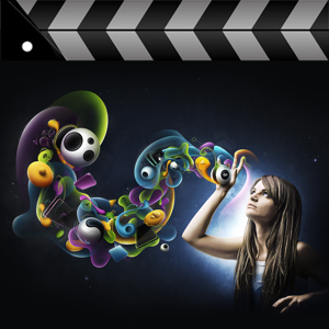 Azul - Video Player for iPhone app
