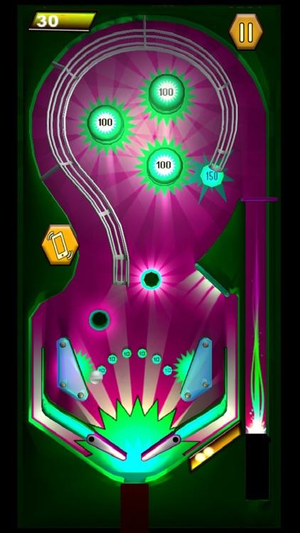 Rock Pinball Star Mania HD screenshot-3