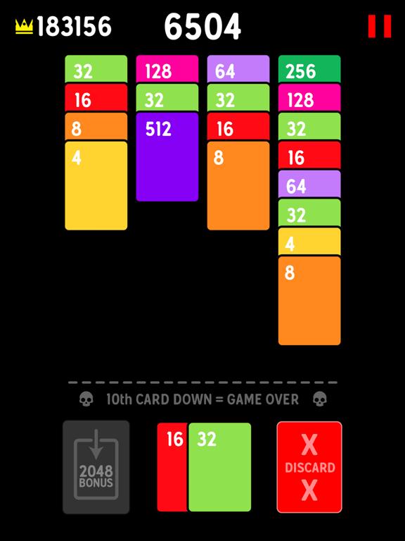 Twenty48 Solitaire screenshot 6
