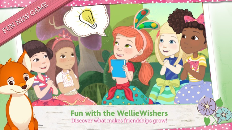WellieWishers: Garden Fun screenshot-0