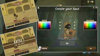 Swords and Souls: A Soul AdvenScreenshot of 1