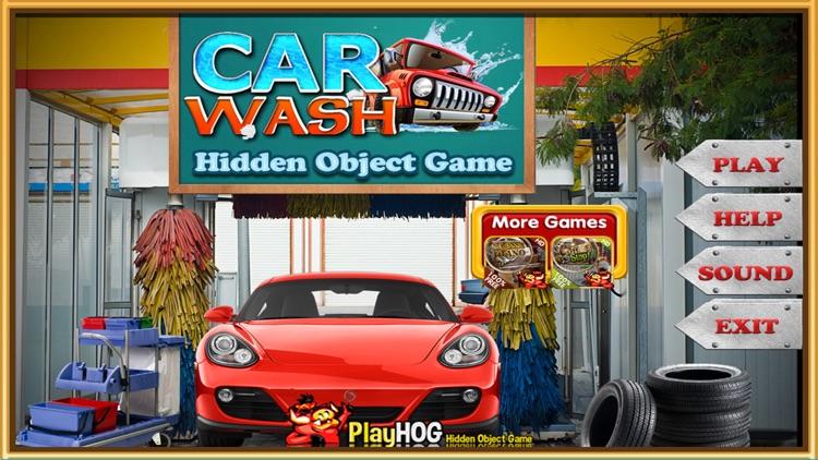 Car Wash Hidden Objects Games screenshot-3