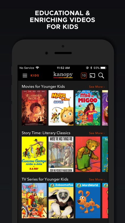 Kanopy screenshot-3
