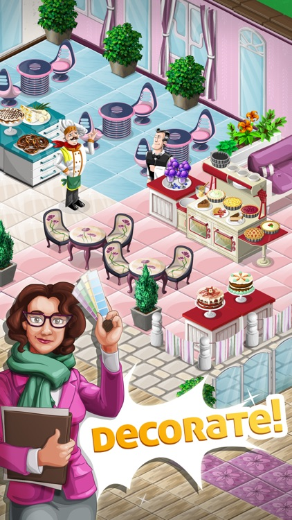Chef Town screenshot-4