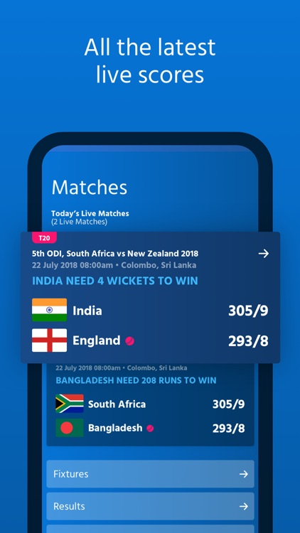 ICC Cricket screenshot-3