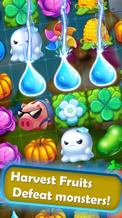 Fruit Splash Hero - Farm Blast