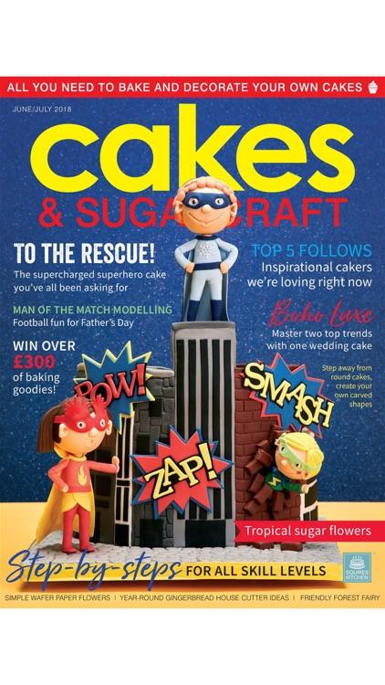Cakes & Sugarcraft Magazine screenshot-3