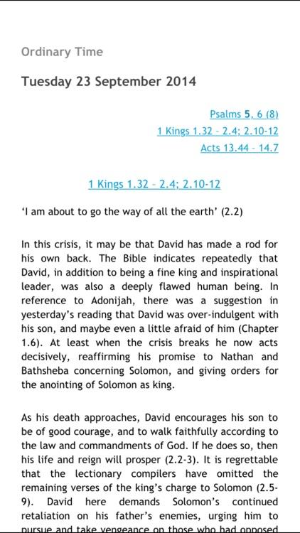 Reflections for Daily Prayer screenshot-3