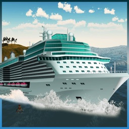 Cruise Yacht Parking Sim Game!