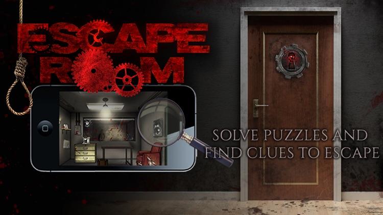 Escape Room The Movie Game screenshot-0