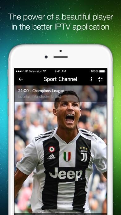 IP Television - IPTV M3U Screenshots