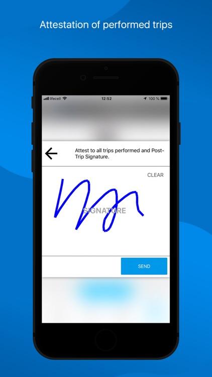 iSi Driver App screenshot-3