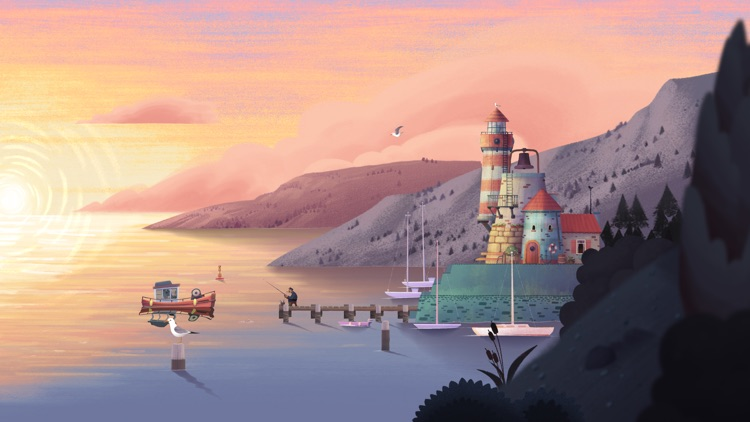 Old Man's Journey screenshot-0