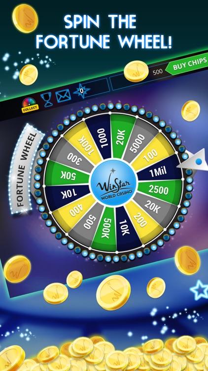 WinStar World Casino Online screenshot-3