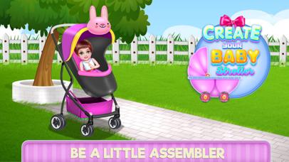 Create Your Baby Stroller Screenshot