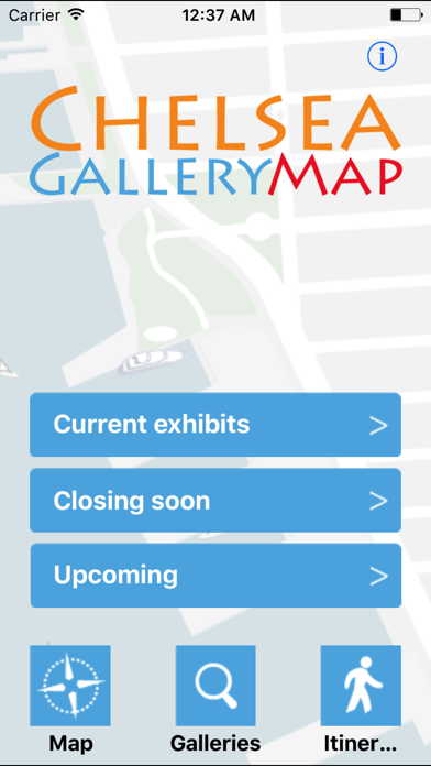 Chelsea Gallery Map | App Price Drops on nyc flatiron district map, broadway map, central park map, nyc garment district map, flat iron district map, empire state building map, the high line map, meatpacking map,