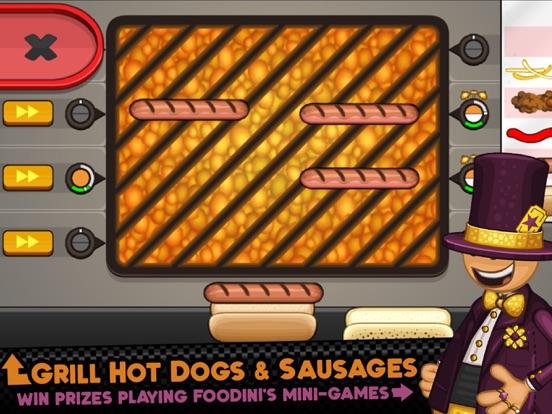 Papa's Hot Doggeria HD screenshot 2