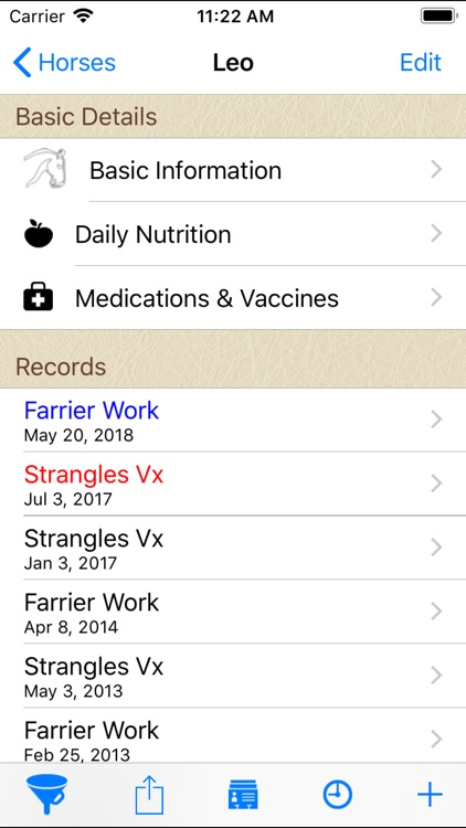 EquiSketch Records screenshot-4