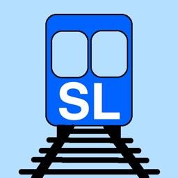SL spårtrafik