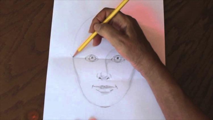 How To Draw Portraits screenshot-4