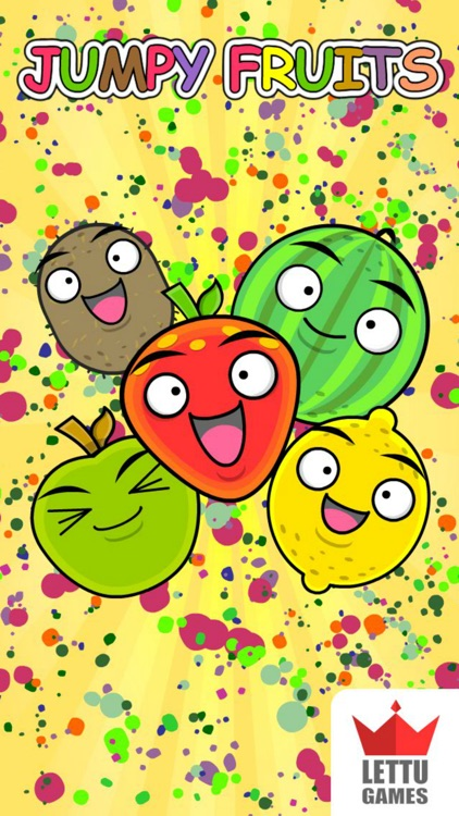 Jumpy Fruits screenshot-3