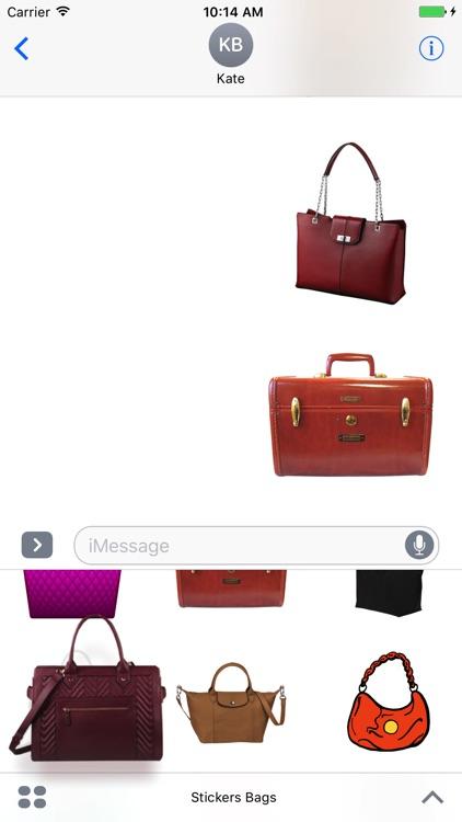 Bags & Stickers screenshot-4