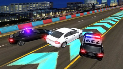 Police Highway Chase Games screenshot 2