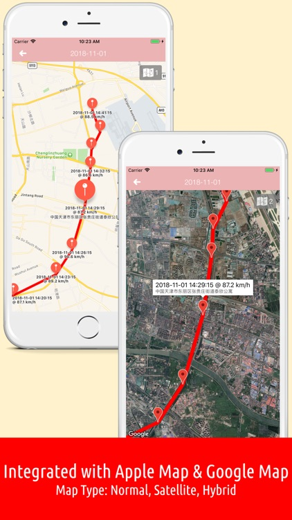 GPS Tracker 365 Manager screenshot-4