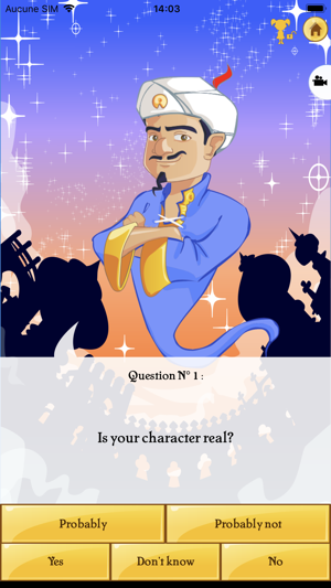 akinator arabe pc