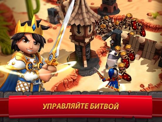 Royal Revolt 2 на iPad