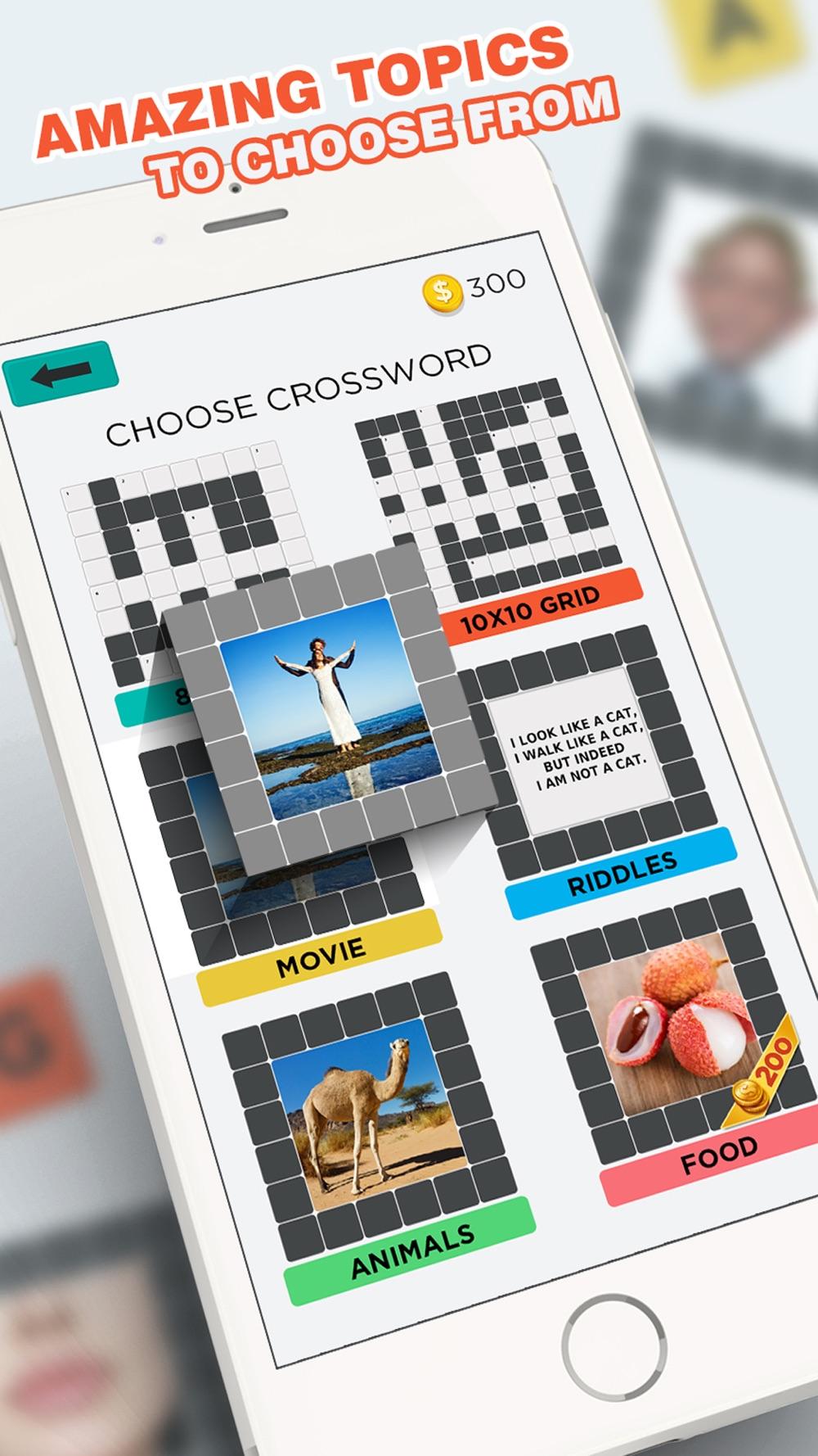 Pic Crossword Puzzles and Quiz Cheat Codes