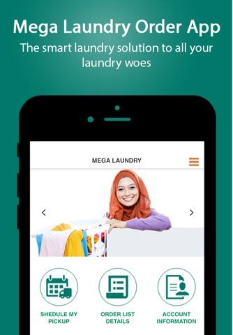 Mega Laundry Abu Dhabi - náhled