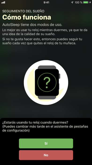 Screenshot for AutoSleep. Monitoriza tu sueño in Argentina App Store