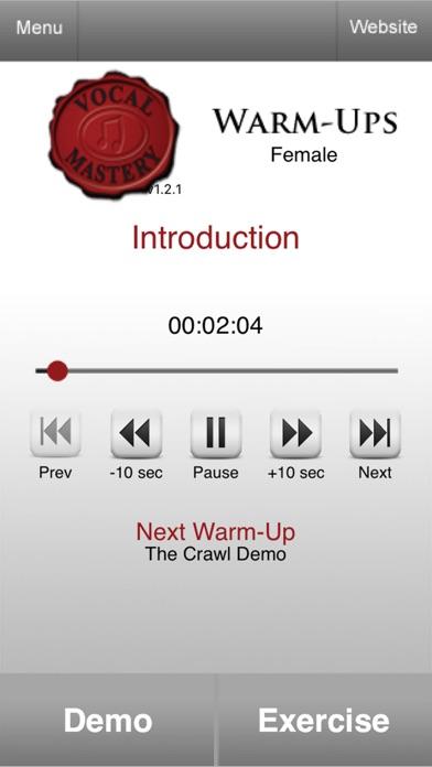 Vocal Mastery screenshot four