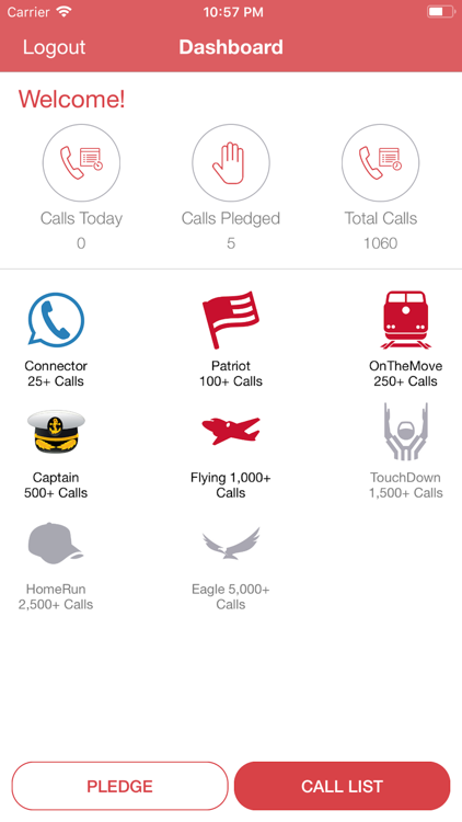 Advantage 3 Red Dialer – (iOS Apps) — AppAgg