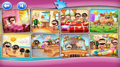 Ella Bella Puzzles screenshot two