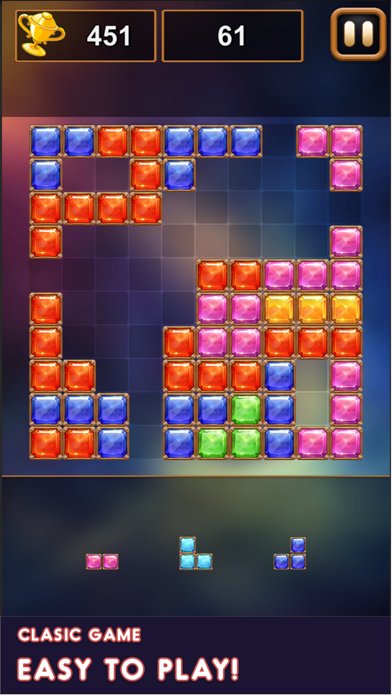 Block Puzzle Classic 1010 screenshot two