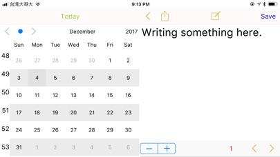 Pure Diary screenshot 3