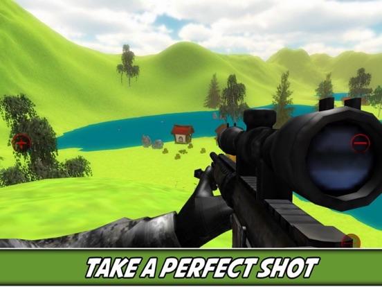 Master Sinper Wild Duck 3D screenshot 6