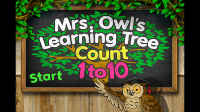 Count 1 to 10 Pocket Learning screenshot one