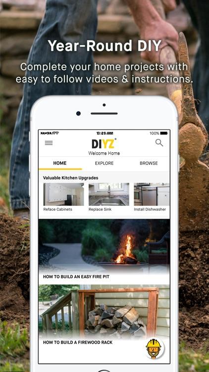 DIYZ screenshot-0