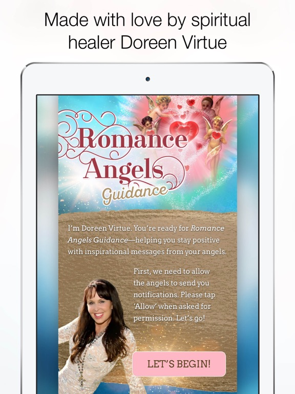 Romance Angels Guidance screenshot 10