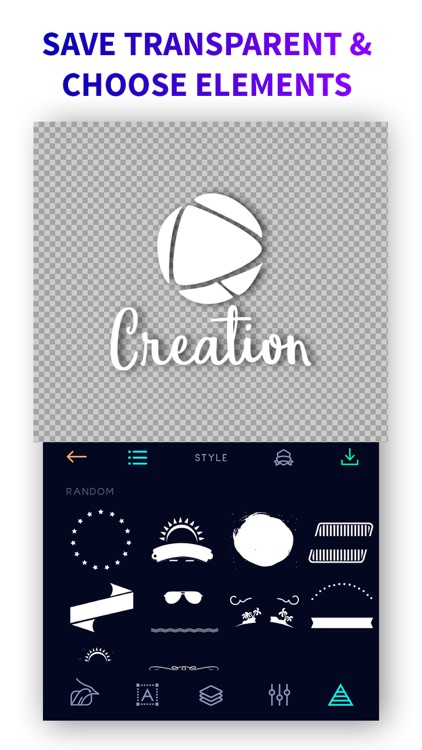 Logo Maker - poster Creator screenshot-3