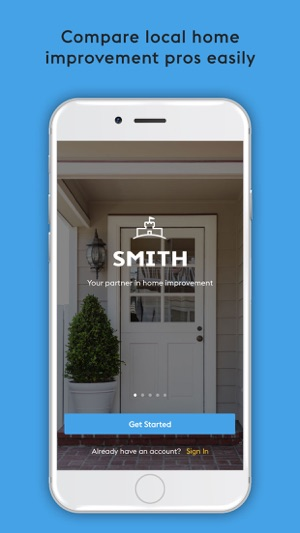 Smith home remodel on the app store for Apps for home remodeling