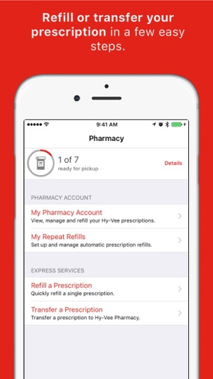 hy vee on the app store