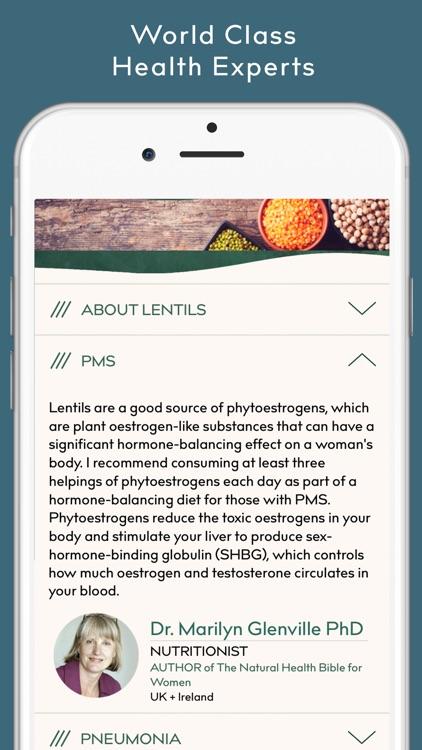 COOK + CURE | Food is Medicine screenshot-3