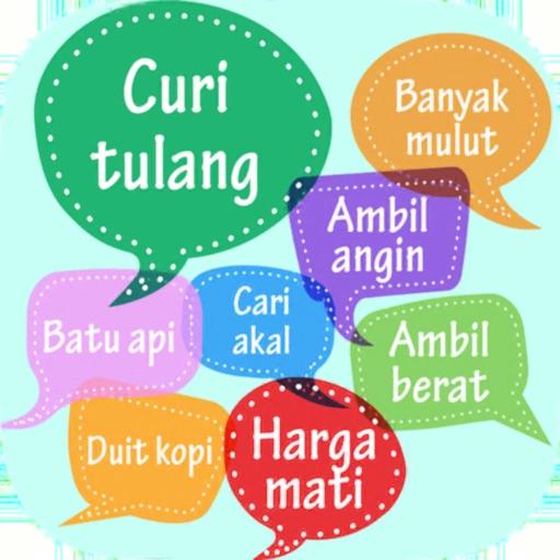 Belajar Peribahasa Melayu iOS App