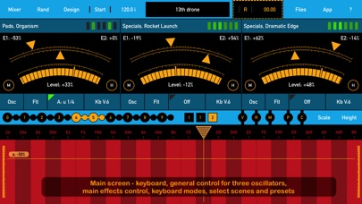 Screenshot #6 for SynthScaper