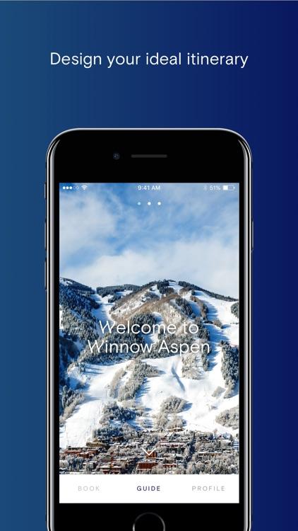 Winnow: Book, Travel & Escape screenshot-3
