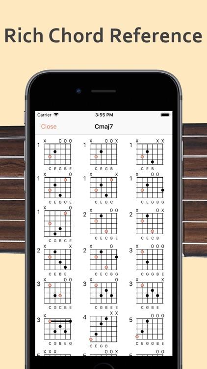 ChordAid: Chord Finder